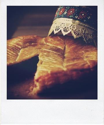 J'aime la galette, savez-vous comment ? Quand elle est bien faite, avec du beurre dedans !