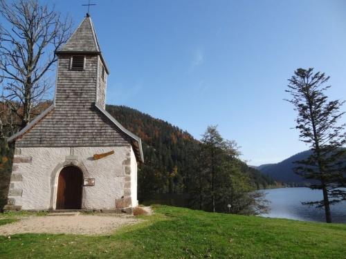 Lac de Longemer, Roche du diable, le Honheck