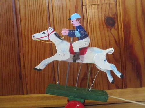 0A650 Le cheval de course (C.I.J.)