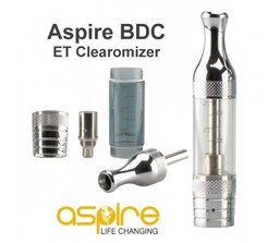 ASPIRE BDC-BVC 2,4ml plastic