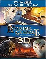 Le Royaume de Ga'Hoole - La légende des gardiens 3D