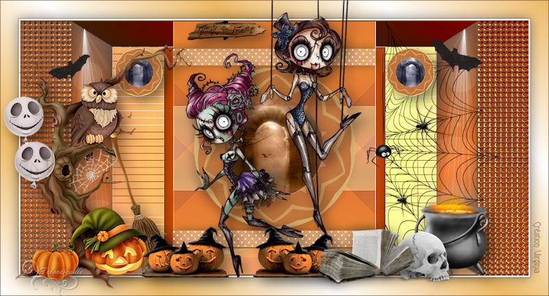 *** Miss Halloween ***