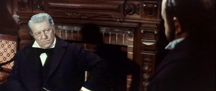 LES MISERABLES - JEAN GABIN BOX OFFICE 1958