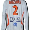 Mickaël BUZARE : Maillot LAVAL ext 2008.2009