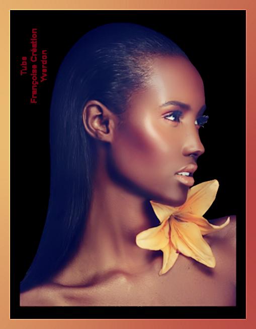 Femmes de couleur (01 à 12)