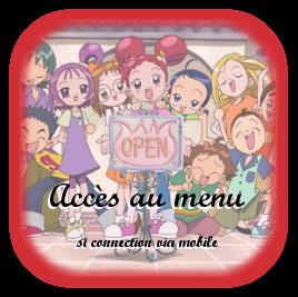 Bouton Accès au menu