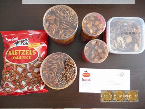 Mon 30 ème partenariat gourmand : Boehli