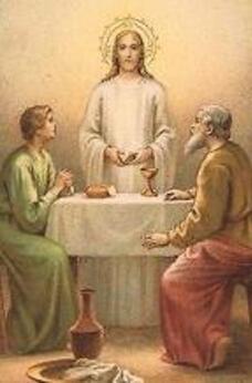 Toi, Jésus, Tu me fais signe.....