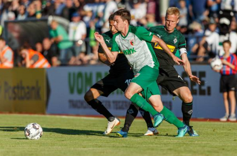 Acheter maillot FC Augsburg 2019 Exterieur