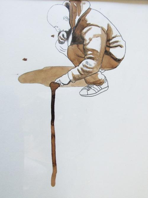 Espace. Dessins & Peintures