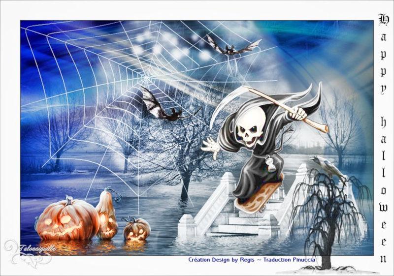 *** Art Halloween ***