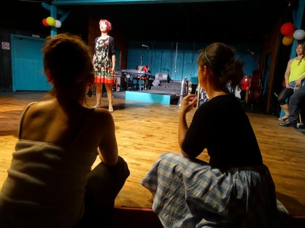 Dancing Paradisio, la dernière création de la Compagnie des Gens