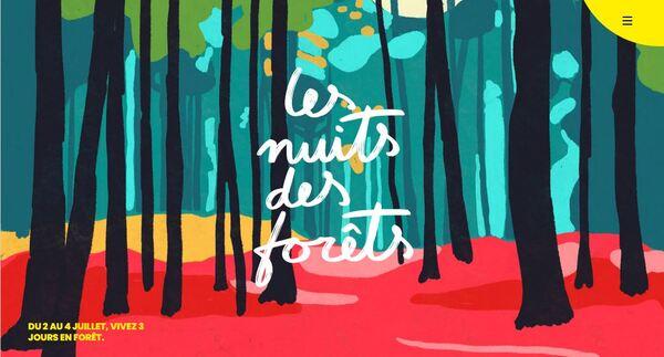La nuit des forêts