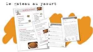 26 recettes de cuisine pour la classe