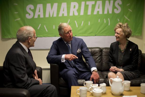 Charles et les samaritains