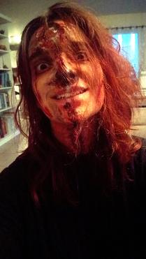 Halloween me voilà!