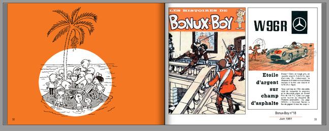 Bonux-Boy, intégrale 6