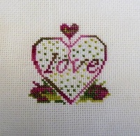 Vos broderies et finitions !