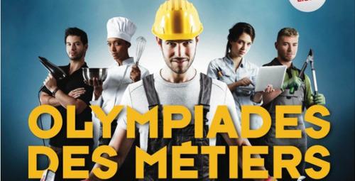 Olympiades des métiers : une médaille d'or en Poitou-Charentes
