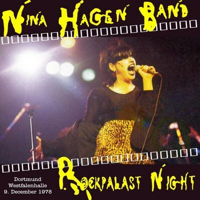 En v'là du live: Semaine 2 ...: Nina Hagen - Rockpalast Dortmund- 9 décembre 1978