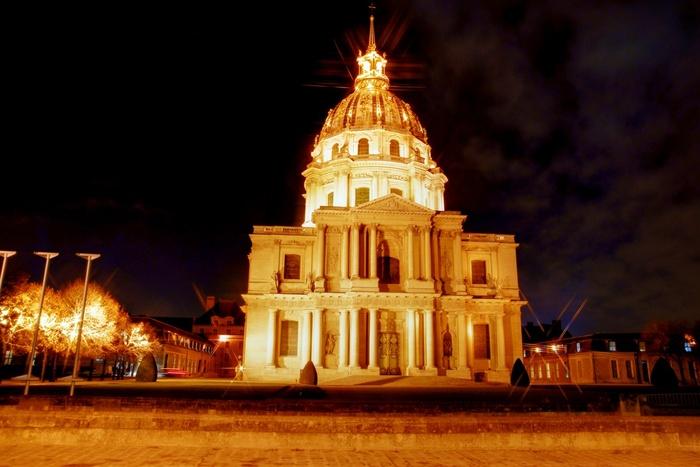 L'église des Invalides