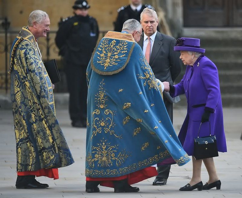 Commonwealth day (arrivée)