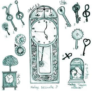 La fabrique de montres et d'horloges de Roselie