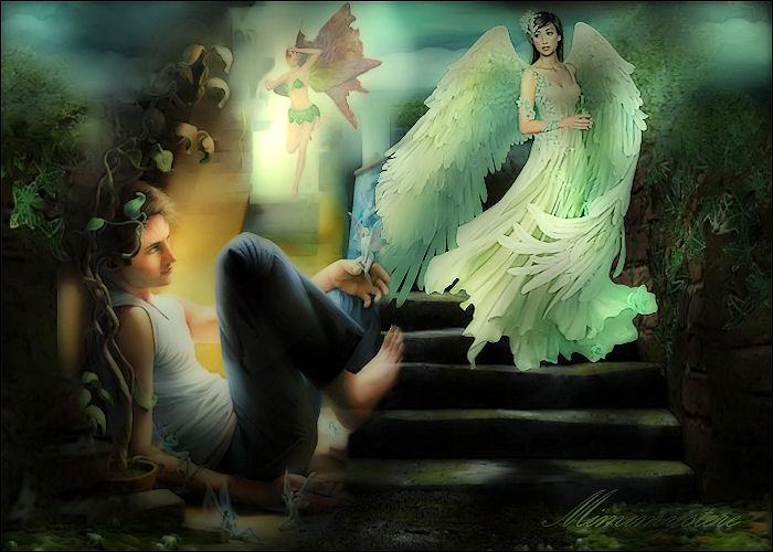 Parler aux fées