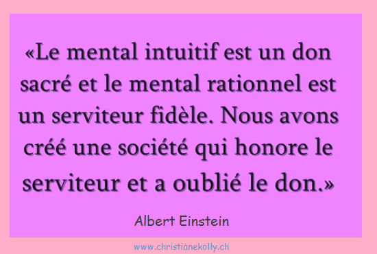 le mental intuitif