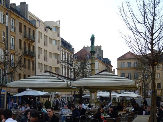 Ville de Metz 8 mars 2010