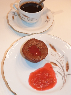 Recette du gâteau au chocolat de Marcel Boulestin