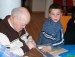 Visite à la maison de retraite CP/CE1