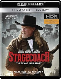 [Test 4K Ultra HD] Stagecoach : The Texas Jack Story