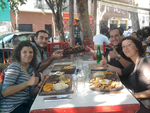 Buenos Aires, 3 jours de mise en route