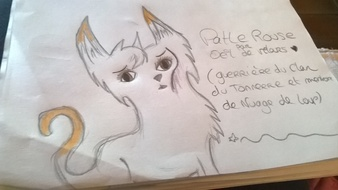 Patte Rousse [1]