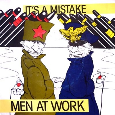 Men At Work - It's A Mistake - 1983