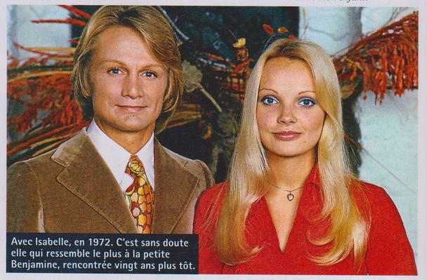 Super Isabelle Foret - 1967-1974 la mère de ses enfants - cloclo-mania WJ21