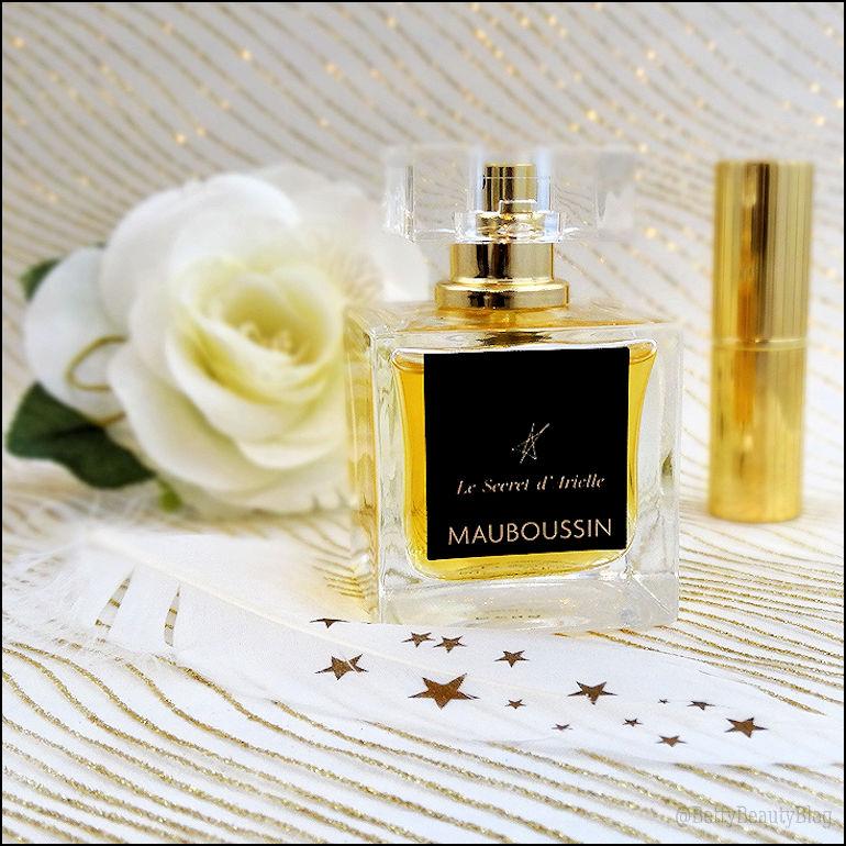 Le secret d'Arielle, le parfum sensuel par Mauboussin (surprise)