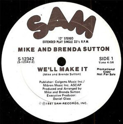 Mike & Brenda Sutton - We'll Make It
