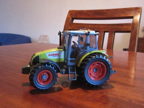 La collection de tracteurs