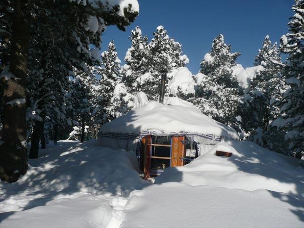 Hébergements insolites en montagne