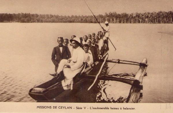La vie du Père Caillet, missionnaire à Ceylan (7)