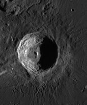 Le cratère lunaire Aristarque