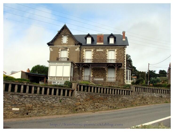 Villa La Tempête à Pornic
