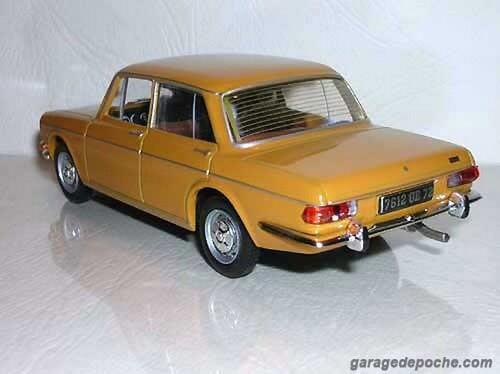 Simca 1301 S 1972