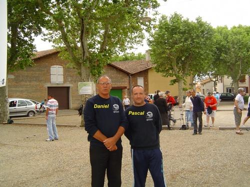OFFICIEL DOUBLETTES DU MAS - GRENIER -82-