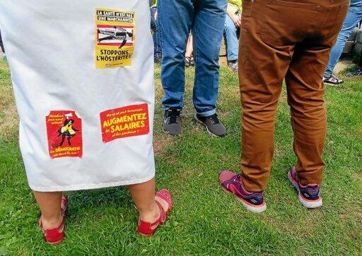 À Quimper, une centaine de Gilets jaunes relance le mouvement