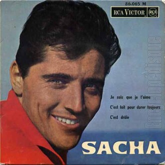 Sacha Distel, 1964