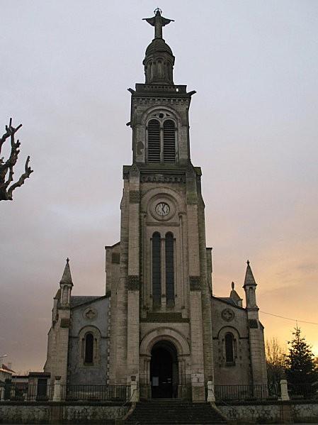 église d'arcachon