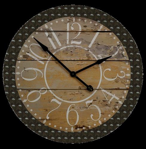 Horloges Série 2